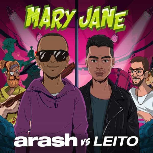 دانلود آهنگ جدید بهزاد لیتو به نام مری جین